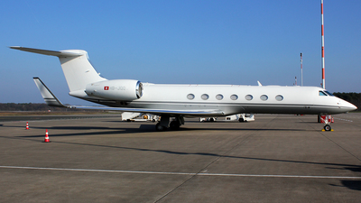 HB-JQQ - Gulfstream G550 - ExecuJet Europe