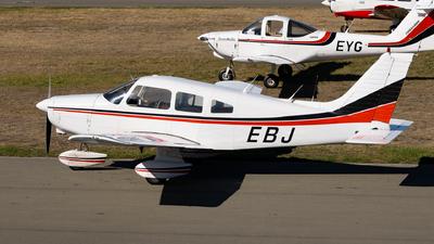 ZK-EBJ - Piper PA-28-161 Warrior II - Canterbury Aero Club