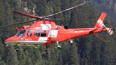 HB-ZRQ - Agusta A109SP Da Vinci - REGA - Swiss Air Ambulance