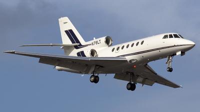 N78LT - Dassault Falcon 50 - Private