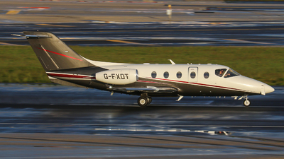 G-FXDT - Raytheon Hawker 400XP - Flairjet