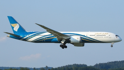 A4O-SD - Boeing 787-9 Dreamliner - Oman Air
