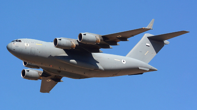 1225 - Boeing C-17A Globemaster III - United Arab Emirates - Air Force