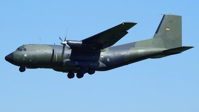 50-86 - Transall C-160D - Germany - Air Force