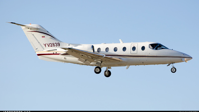 YV2839 - Beechcraft 400A Beechjet - Private