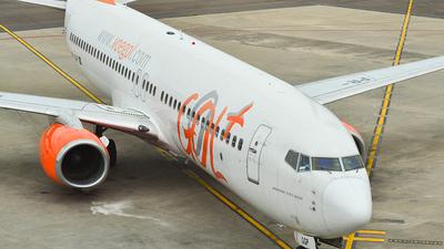 PR-GGP - Boeing 737-8EH - GOL Linhas Aereas