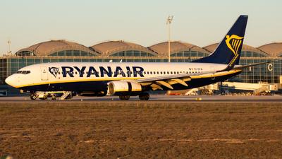 A picture of EIDYA - Boeing 7378AS - Ryanair - © Fryderyk Kastelnik/ Fred Aviation