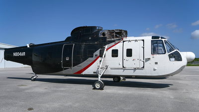 N804AR - Sikorsky S-61N - Private