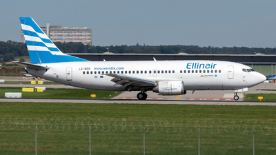 LZ-BOO - Boeing 737-341 - Ellinair (Bul Air)