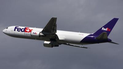 N113FE - Boeing 767-3S2F(ER) - FedEx