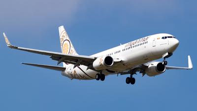 XY-ALG - Boeing 737-86N - Myanmar National Airlines