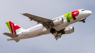 A picture of CSTTL - Airbus A319111 - TAP Air Portugal - © Thomas A. Ferreira