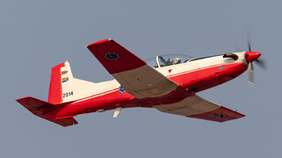 2014 - Pilatus PC-7 Mk.II - South Africa - Air Force