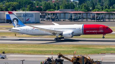 N1002K - Boeing 787-9 Dreamliner - Norwegian