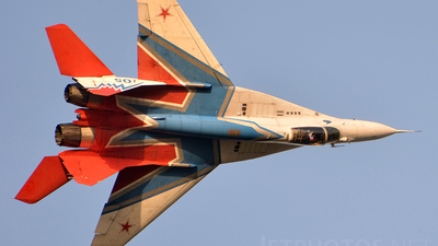 05 - Mikoyan-Gurevich MiG-29 Fulcrum - Russia - Air Force