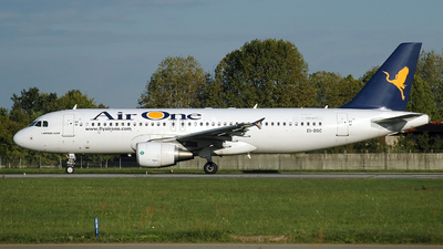 EI-DSC - Airbus A320-216 - Air One