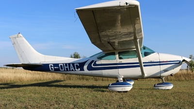 A picture of GOHAC - Cessna F182Q Skylane - [0048] - © David Cook