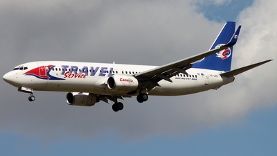 HA-LKG - Boeing 737-8CX - Travel Service