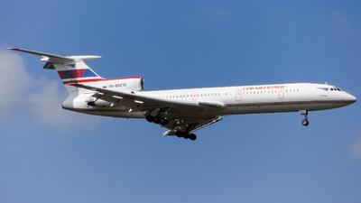 RA-85676 - Tupolev Tu-154M - Sibaviatrans (SIAT)