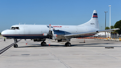 N351FL - Convair CV-5800 - IFL Group