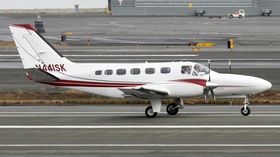 N441SK - Cessna 441 Conquest II - Private