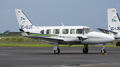 XC-UJT - Piper PA-31-350 Navajo Chieftain - Mexico - Tamaulipas State Government