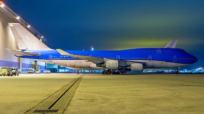 PH-BFW - Boeing 747-406(M) - Untitled