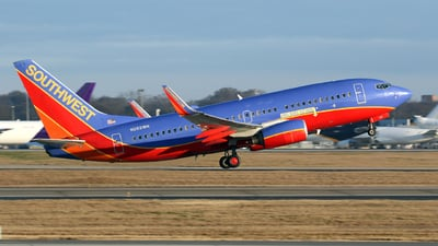 N202WN - Boeing 737-7H4 - Southwest Airlines