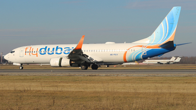 A6-FEV - Boeing 737-8KN - flydubai