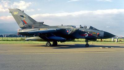ZA397 - Panavia Tornado GR.1 - United Kingdom - Royal Air Force (RAF)
