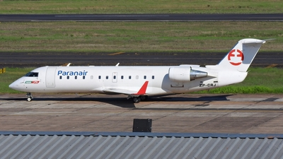 ZP-CRJ - Bombardier CRJ-200ER - Paranair