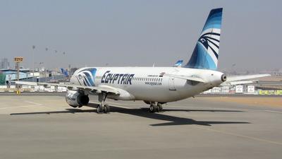 SU-GBU - Airbus A321-231 - EgyptAir