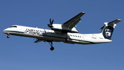 N438QX - Bombardier Dash 8-Q402 - Alaska Airlines (Horizon Air)
