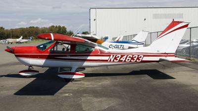 N34633 - Cessna 177B Cardinal - Private