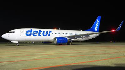 TC-TJJ - Boeing 737-8S3 - Corendon Airlines