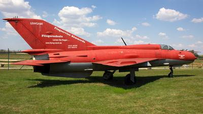 771 - Mikoyan-Gurevich MiG-21SPS Fishbed F - Flugservice Sömmerda