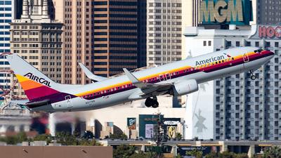 N917NN - Boeing 737-823 - American Airlines