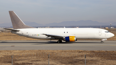 EI-STN - Boeing 737-408(SF) - ASL Airlines