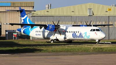 A picture of 8QRAZ - ATR 72600 - Manta Air - © Owen Ceney