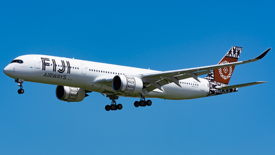 DQ-FAI - Airbus A350-941 - Fiji Airways
