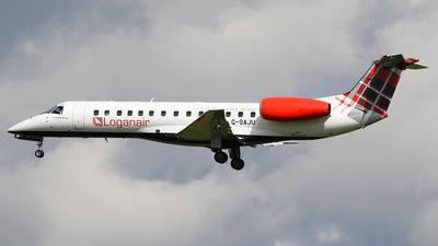 G-SAJU - Embraer ERJ-135ER - Loganair
