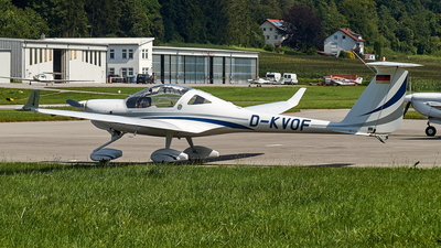 D-KVOF - Diamond HK-36TTC Super Dimona - Luftsportverein Vilshofen