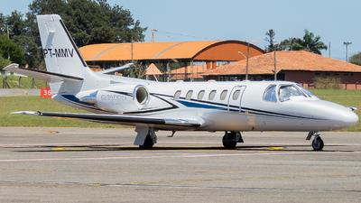 A picture of PTMMV - Cessna 550 Citation Bravo - [5500811] - © João Dolzan