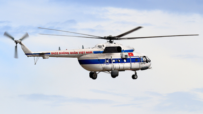 8432 - Mil Mi-171E Baikal - Vietnam - Air Force