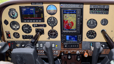 RA-1812G - Cessna 182M Skylane - Private