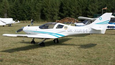 OK-XUA64 - JMB VL-3 Evolution - Private