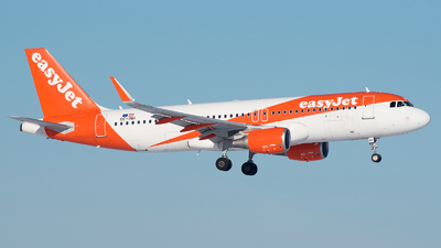 A picture of OEINH - Airbus A320214 - easyJet - © Ricardo de Vries