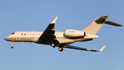 VP-CCK - Bombardier BD-700-1A10 Global Express - Private