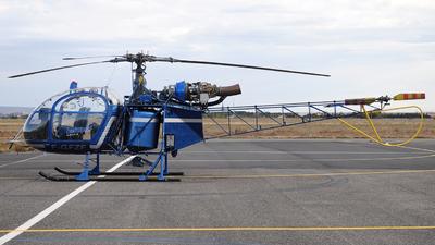 F-GZFZ - Aérospatiale SA 318C Alouette II - Private