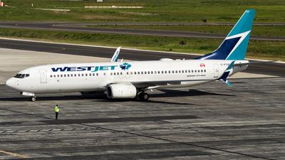 C-FYBK - Boeing 737-8CT - WestJet Airlines
